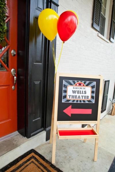 السينما المنزلية و أفكار لضيافة سينمائية