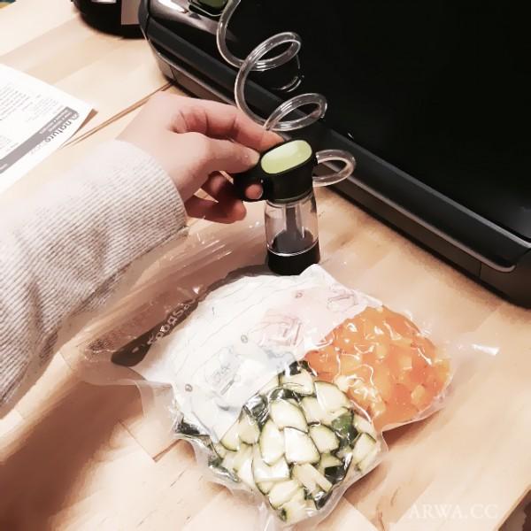 جهاز تفريغ الهواء Foodsaver