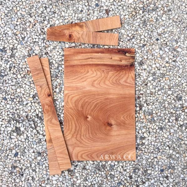 DIY صينية خشبية متعدده الاستخدامات