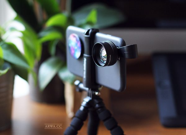 كيف تحول جوالك إلى كاميرا احترافية..