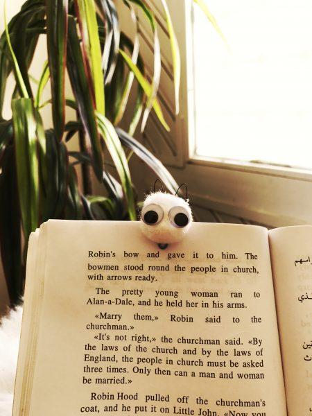.. أفكار بسيطة لـ فواصل الكتب ..