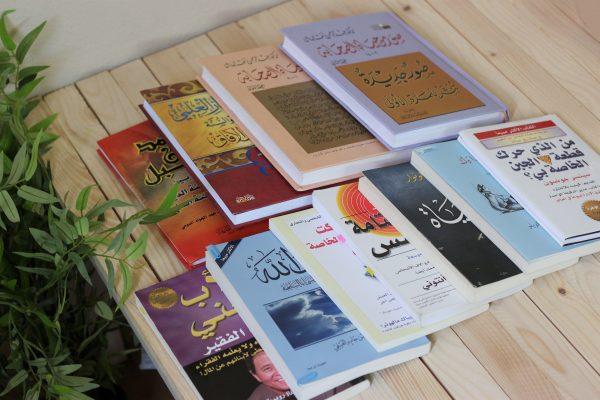 12 كتاب في 12 شهر