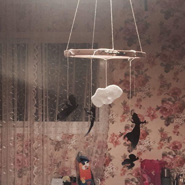 كيف أسوي زينة في غرفتي لبيتر بان ؟
