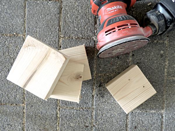 خشب+كونكريت   فكرة توزيعات